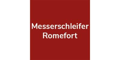Messerschleiferei Romefort