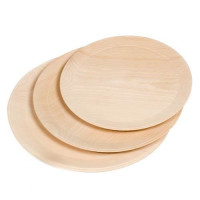 Holzteller Ø 22 cm