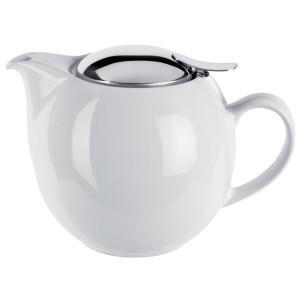 Teekanne Universal 0,45 Liter Weiß