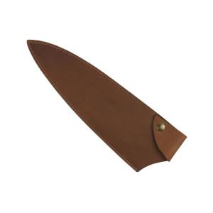 Lederetui für das Cuisine Romefort Chefmesser 22 cm
