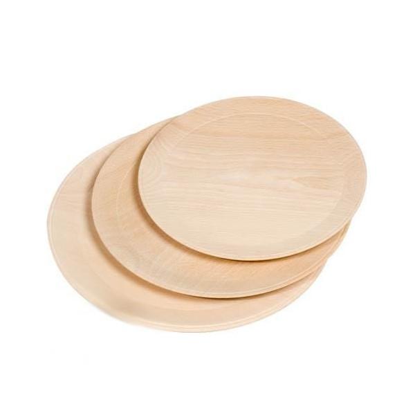 Holzteller Ø 26 cm