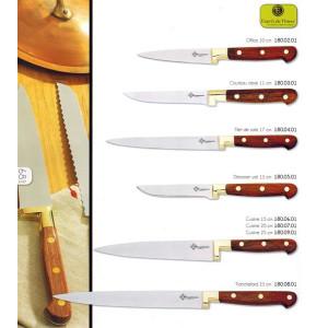 "Au Nain ""Prince Gastronome"" Filiermesser 17cm"
