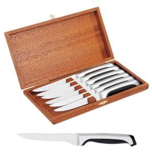 Au Nain Steakmesser 6 x Cuisinartis