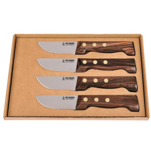 Au Nain Steakmesser 4 x Ptit Boucher