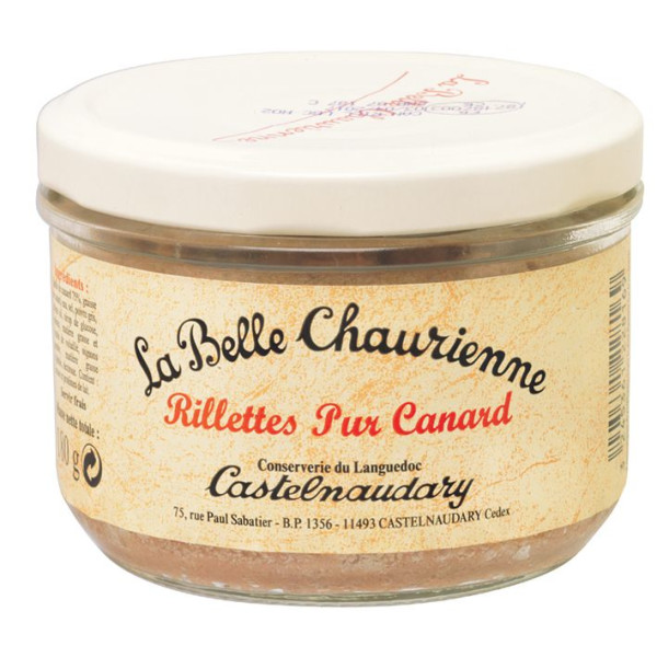 Entenrillettes Glas 180g