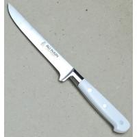 """Au Nain geschmiedete Messer """"Ideal"""" Weiß Ausbeinmesser 13cm"""