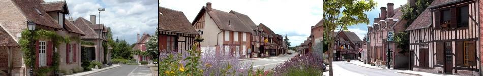 Chaumont sur Tharonne Frankreich Sologne