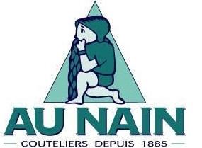Logo Au Nain Couteliers depuis 1885 aus Thiers -Auvergne - France