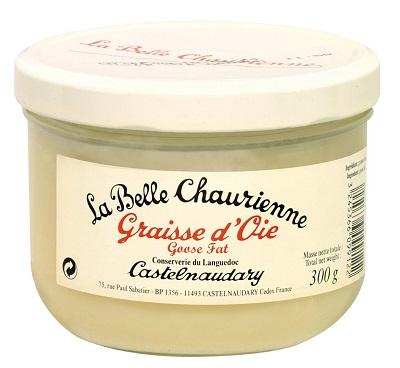 Gänze Fett im Glas La Belle Chaurienne